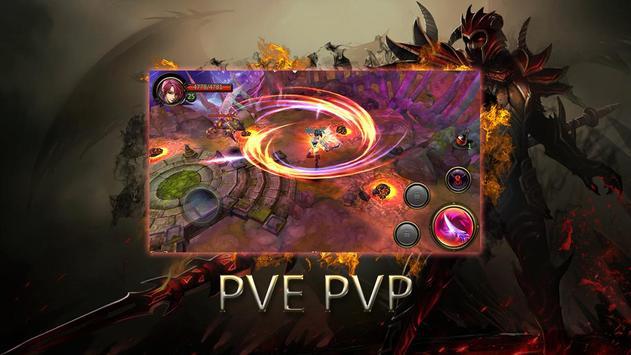 Dragons War Legends - Raid shadow dungeons screenshot 8