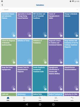 Clinical Practice Guidelines ảnh chụp màn hình 8