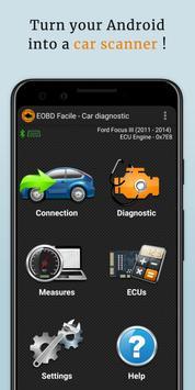 EOBD Facile screenshot 1