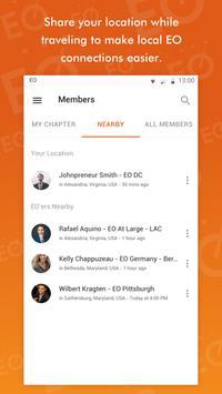 EO Network screenshot 2
