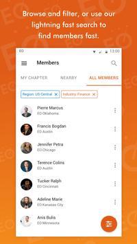 EO Network screenshot 5