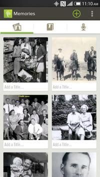 FamilySearch Memories poster