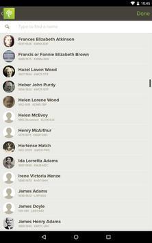 FamilySearch Memories screenshot 11