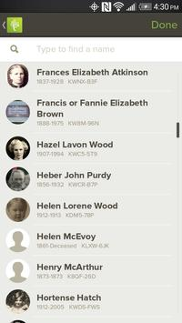 FamilySearch Memories screenshot 4