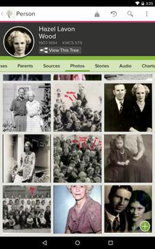 FamilySearch Tree screenshot 2