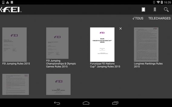 FEI RuleApp screenshot 1