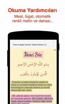 Risale-i Nur Kütüphanesi screenshot 5