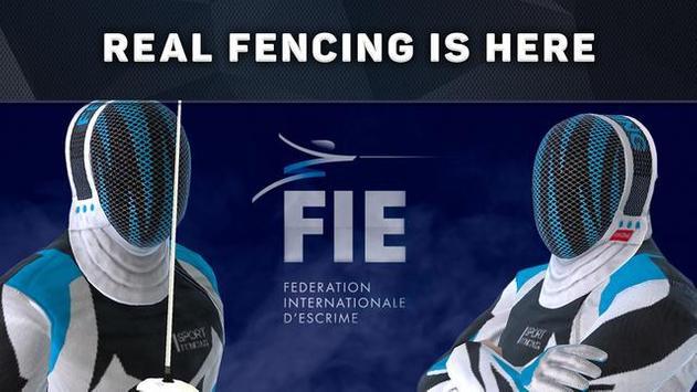 FIE Swordplay poster