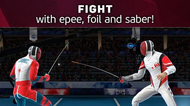 FIE Swordplay screenshot 1