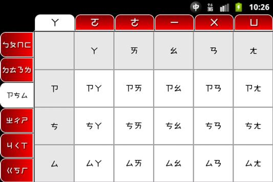 Pocket Pinyin screenshot 2