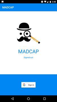 MADCAP screenshot 1