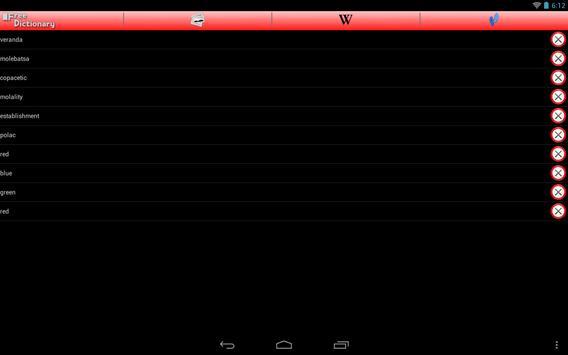 Free Dictionary Org screenshot 10