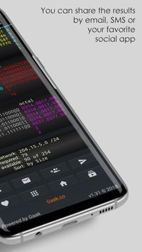 VLSM Calculator screenshot 1