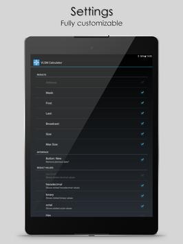 VLSM Calculator screenshot 5