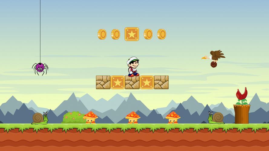 Terbaru, Nob's World : Super Adventure  - APK Download Game Android Terbaru