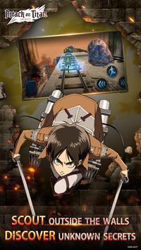 Attack on Titan: Assault screenshot 12