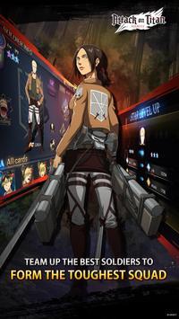 Attack on Titan: Assault ảnh chụp màn hình 12