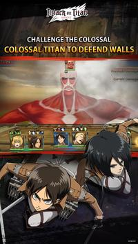 Attack on Titan: Assault ảnh chụp màn hình 13