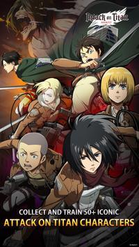 Attack on Titan: Assault ảnh chụp màn hình 14