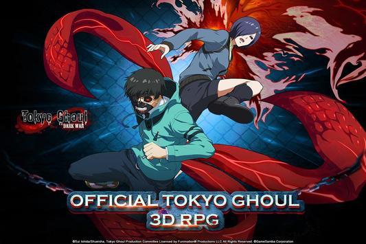 Tokyo Ghoul: Dark War screenshot 5