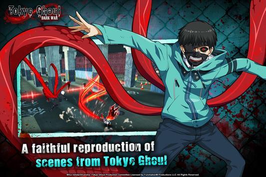 Tokyo Ghoul: Dark War imagem de tela 6