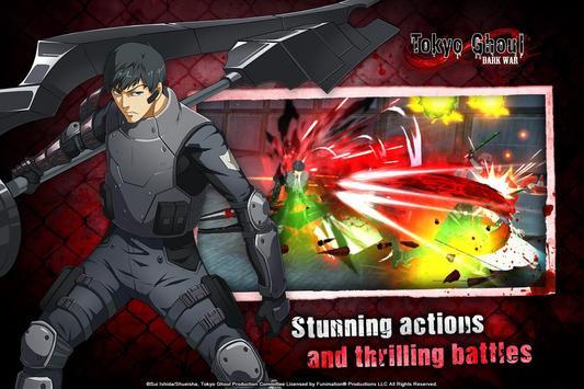 Tokyo Ghoul: Dark War screenshot 13