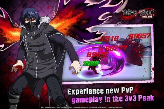 Tokyo Ghoul: Dark War imagem de tela 11