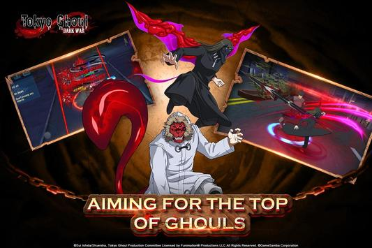 Tokyo Ghoul: Dark War imagem de tela 16