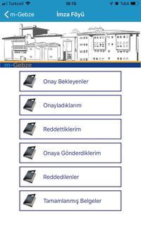 m-Gebze screenshot 2
