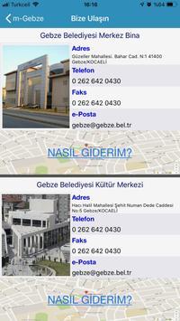 m-Gebze screenshot 5