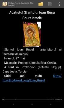 Biblioteca Ortodoxa - Acatiste Biblia Rugaciuni ảnh chụp màn hình 16