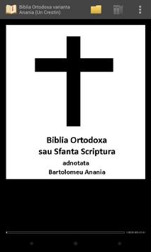 Biblioteca Ortodoxa - Acatiste Biblia Rugaciuni ảnh chụp màn hình 11