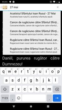 Biblioteca Ortodoxa - Acatiste Biblia Rugaciuni ảnh chụp màn hình 5