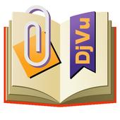 FBReader DjVu plugin أيقونة