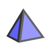Calculadora Gráfica GeoGebra 3D ícone