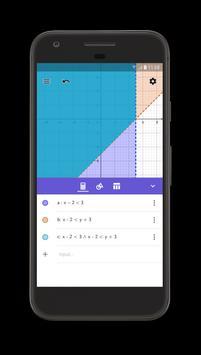 GeoGebra Graphing Calculator تصوير الشاشة 2