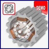 Asynchronous Motors Tools demo icon