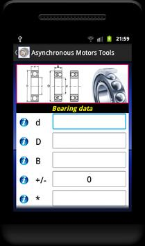 Asynchronous Motors Tools demo screenshot 14