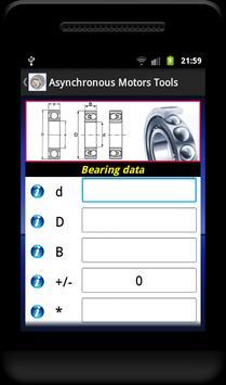 Asynchronous Motors Tools demo screenshot 22