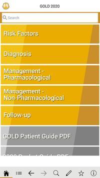 GOLD 2020 Pocket Guide 海報