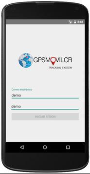 GPSmovil Track screenshot 1