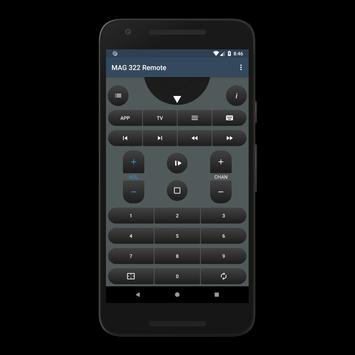 MAG 322 Remote for Android - APK Download