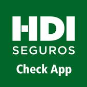 Check APP HDI icon
