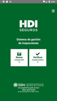 Check APP HDI poster