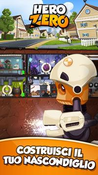 13 Schermata Hero Zero
