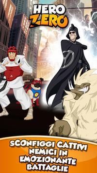 1 Schermata Hero Zero