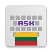 Lithuanian for AnySoftKeyboard icon