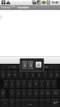 Slovak for AnySoftKeyboard screenshot 1