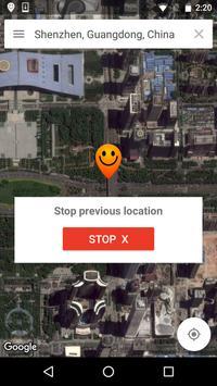 Sahte GPS konum - Hola Ekran Görüntüsü 2
