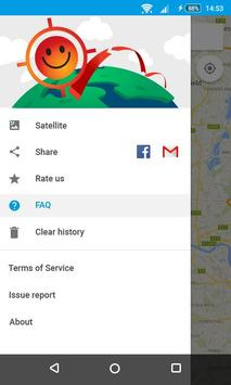Fake GPS Location - Hola screenshot 3